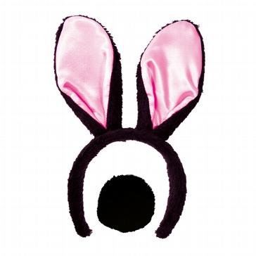 """Set """"Honey Bunny"""" schwarz"""