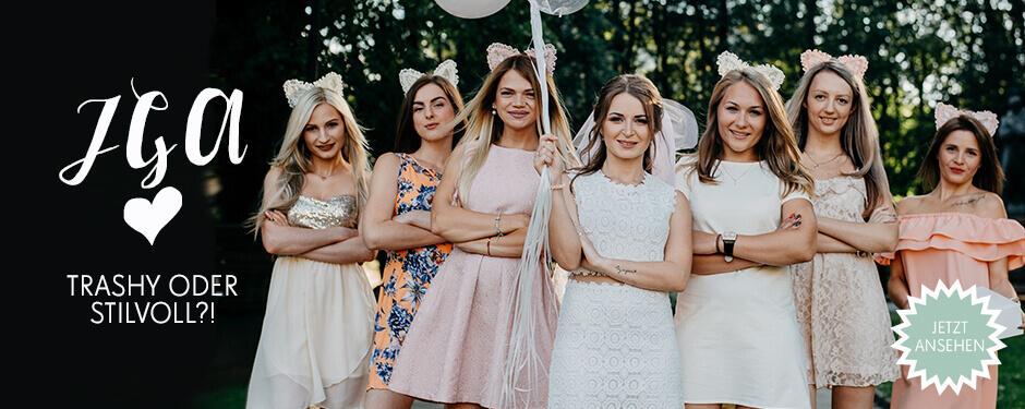 Alles für den perfekten JGA der Braut