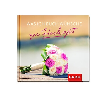 Geschenkbuch Zur Hochzeit, Mini