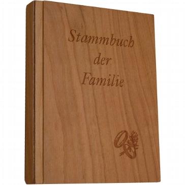 Stammbuch der Familie, Kirschbaum
