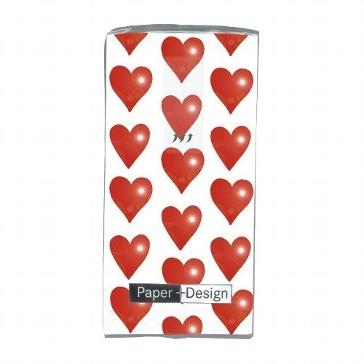 """Taschentücher """"Hearts"""""""