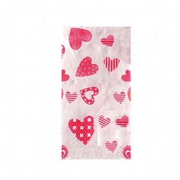 Taschentücher für die Trauung