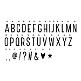 Lightbox Leuchtkasten XL - Buchstaben