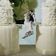 Tortenfigur Hochzeit in Liebe