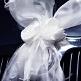 Girlande Hochzeitsdeko Rosen Weiss