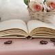 Gästebuch Hochzeit Medina, weiß