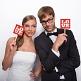 Photobooth Accessoire Hochzeit Love