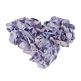 Rosenblätter Lavendel Herz