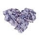 Rosenblätter Lavendel groß Herz