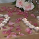 Rosenblätter rose klein deko