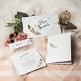 Hochzeitseinladung Elisa als Kartenserie