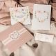 Hochzeitskarten Serie Irene