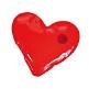 Handwärmer in Herzform
