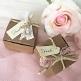 Gastgeschenk Kallisti, rosa, creme, Vintage, Hochzeit Taufe, Kommunion