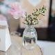 Tischkartenhalter Mini-Vase, 4 St.