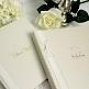 Gästebuch zur Hochzeit mit Vogelpaar