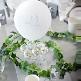 Ballons Just Married, pink, 8 St. - hübsche Hochzeitsballons