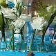Blumenvase Diversio dekoriert