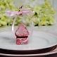 Gastgeschenke in Cellophantüten zur Hochzeit