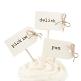 Cupcake Sticks Pick me als Hochzeitsdeko
