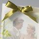 Dankeskarte Sylvia zur Hochzeit - Detailansicht