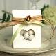Gastgeschenk Tüte Herz zur Hochzeit