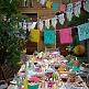 Girlande Flora & Fauna - Partydekoration