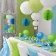 Lampions in Weiß für Ihre Hochzeitsdeko - farbenfrohe Lampions zur Hochzeit