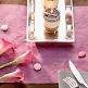Tischläufer aus Vlies als Tischdeko