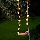 Lichterkette 3m, rosa