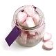 Gastgeschenk Marshmallow Herzen - Verpackung