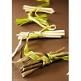 Geschenkverpackung Organzaband in Fuchsia