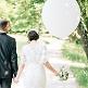 Riesen-Luftballons, 3 St., weiß, Dekoration