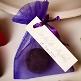 Seedbombs als Gastgeschenk verpackt