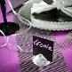 Tischkartenhalter Diamond, 4 St. - Hochzeitsdekoration