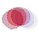 tuell-kreise-weiss-lila-rot