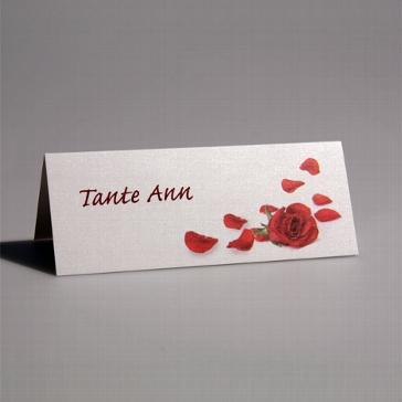 "Tischkarte ""Flora"""