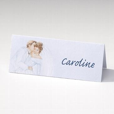 """Tischkarte """"Hedwig"""" für die Hochzeitsfeier"""