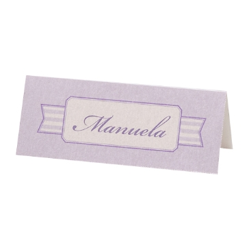 Tischkarte-Corinna-lila