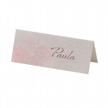 """Tischkarte """"Vanessa"""" für die Hochzeit"""