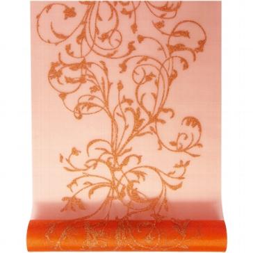 """Tischläufer """"Orient"""" orange"""