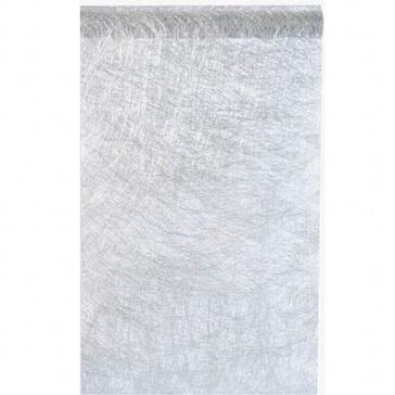 Tischläufer Silberglanz - Elegante Tischdeko