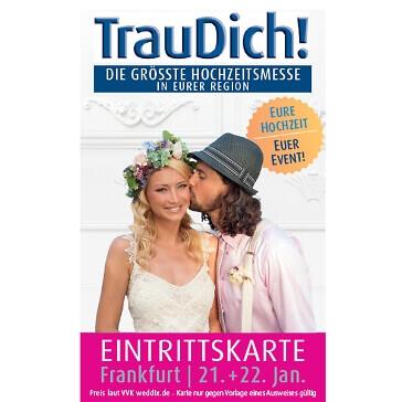 Tageskarte TrauDich Hessen