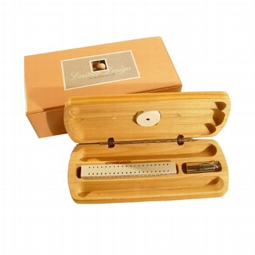 Pocket-Humidor für 2 Zigarren