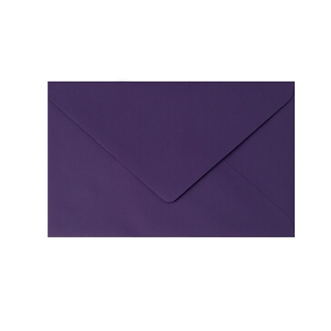 """Artoz Kuvert B6 """"Samsa"""" aubergine"""