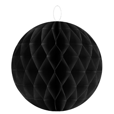 Wabenbaelle-20cm-schwarz