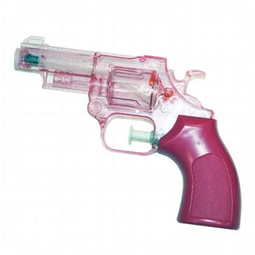Wasserpistole, pink