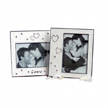 "Fotorahmen ""Loving Hearts"""