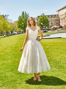 Novabella, wedding dress, 7/8 dress