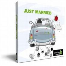 "CD ""just married"" - Doppel-CD"